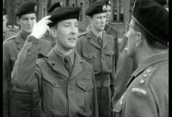 Kenneth Williams in Carry On Sergeant.