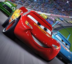 Owen Wilson provides the voice of Lightning McQueen in Cars.