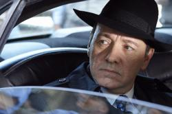 Kevin Spacey as Jack Abramoff in Casino Jack.