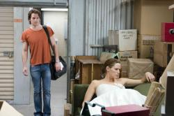 Timothy Olyphant and Jennifer Garner in Catch and Release.
