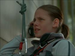Kristen Stewart in Catch That Kid.
