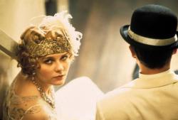 Kirsten Dunst in Cat's Meow.