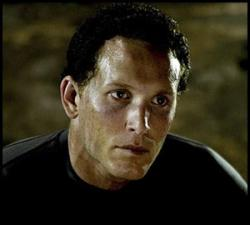 Cole Hauser in The Cave.
