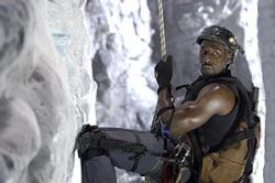 Morris Chestnut in The Cave.
