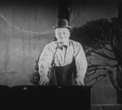 Roscoe Arbuckle in Character Studies.