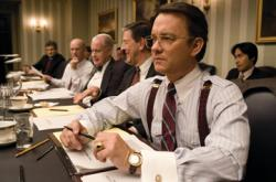 Tom Hanks in Charlie Wilson's War.