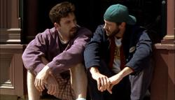 Ben Affleck and Jason Lee in Chasing Amy