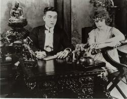 Sessue Hayakawa and Fannie Ward in The Cheat