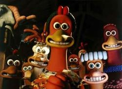 Aardman Animations presents Chicken Run.