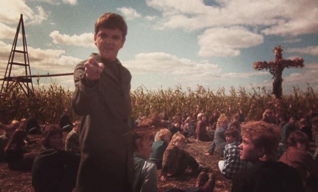John Franklin in Children of the Corn.