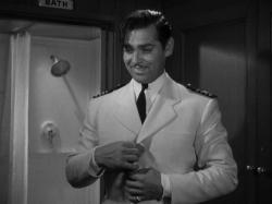 Clark Gable in China Seas.