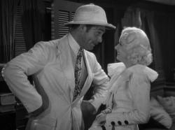 Clark Gable and Jean Harlow in China Seas.