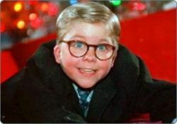 Ralphie's quest for his ideal Christmas present is the greatest Christmas story ever told.
