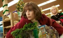 Jamie Lee Curtis in Christmas with the Kranks.