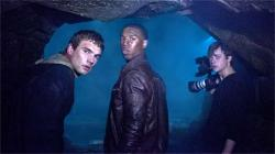 Alex Russell, Michael B. Jordan and Dane Dehaan in Chronicle