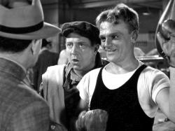 James Cagney in City for Conquest.