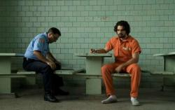 Andy Garcia and Steven Strait in City Island.