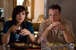 Julianna Margulies and Andy Garcia in City Island