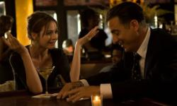 Emily Mortimer and Andy Garcia in City Island.