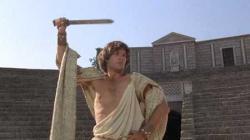 Harry Hamlin in Clash of the Titans.