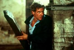 Harrison Ford in Clear and Presnet Danger.