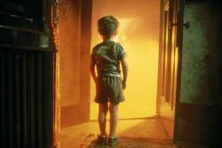 Cary Guffey in Close Encounters of the Third Kind.