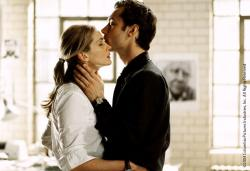 Julia Roberts and Jude Law in Closer.