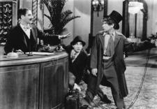 Groucho, Chico and Harpo Marx in The Cocoanuts.