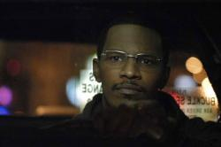Jamie Foxx in Collateral.