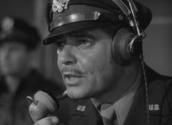 Clark Gable in Command Decision.