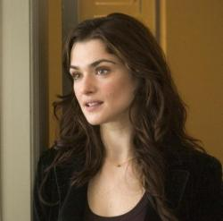 Rachel Weisz in The Constant Gardener.