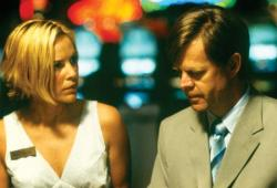Maria Bello and William H. Macy in The Cooler.