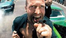 Jason Statham gives an electric performance in Crank: High Voltage.