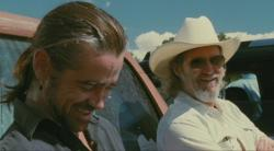 Collin Farrell and Jeff Bridges in Crazy Heart