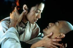 Michelle Yeoh and Chow Yun-Fat in Crouching Tiger Hidden Dragon.