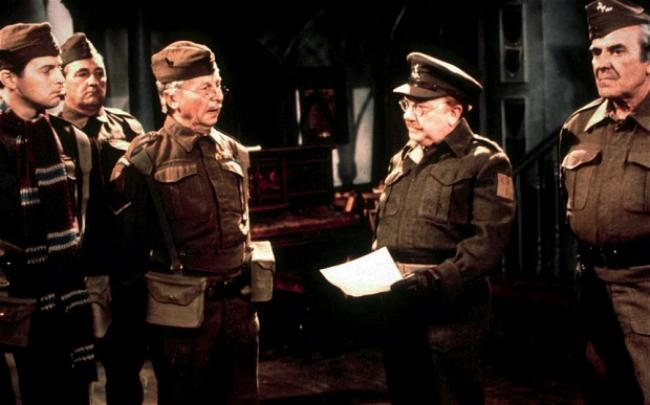 The men of Dad's Army