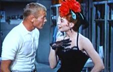 Maybe the devil thought Lola would be attractive to Tab Hunter because she looks like a man.