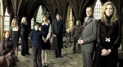 The cast of Dark Shadows.