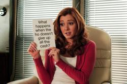 Alyson Hannigan in Date Movie.