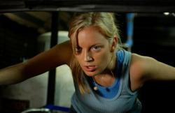 Sarah Polley in Dawn of the Dead.