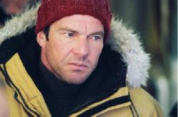 Dennis Quaid in The Day After Tomorrow.