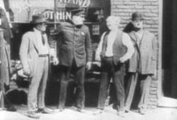 Buster Keaton's Day Dreams.