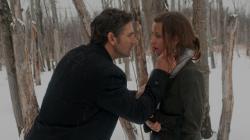 Eric Bana and Olivia Wilde in Deadfall.