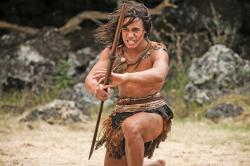 James Rolleston in The Dead Lands.