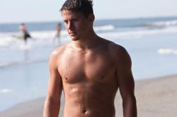 Channing Tatum shows off his talent in Dear John.
