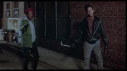 Recognize the mugger on the right?  It's Denzel Washington making his movie debut in Death Wish.