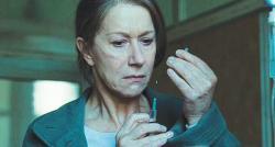 Helen Mirren in The Debt.