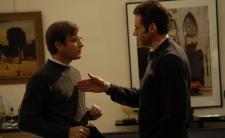 Wyatt gives Jonathan some advice.