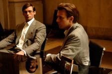 Hugh Jackman and Ewan McGregor in Deception.