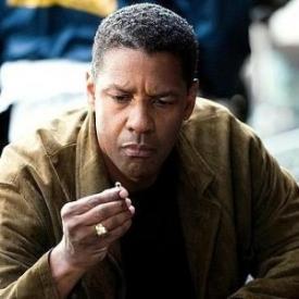 Denzel Washington in Deja Vu.